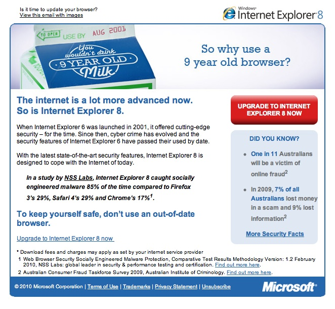 ie8advert