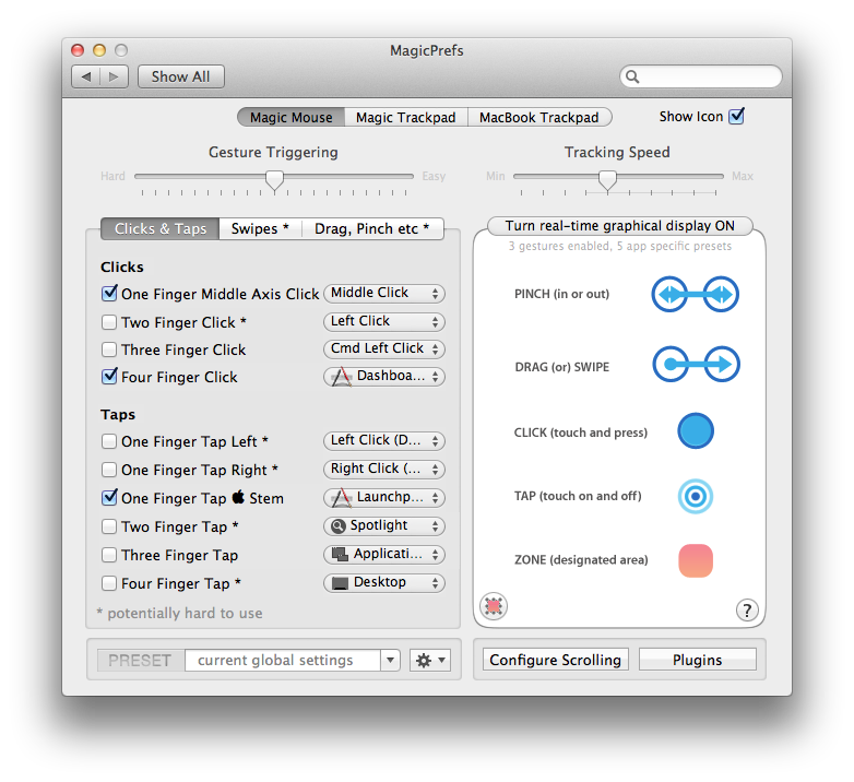 Fusion 360 and OSX magic mouse - Pragmatism in code